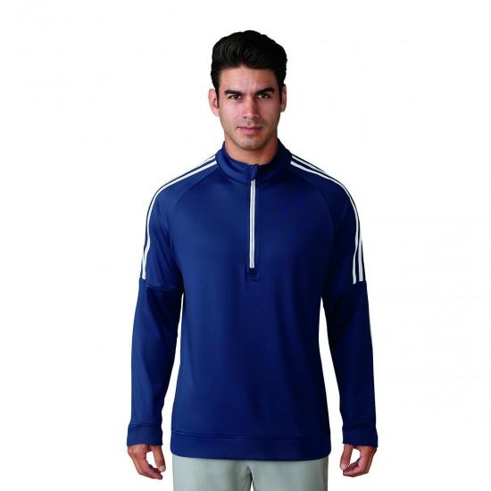 Adidas 3-Stripes Quarter Zip HE