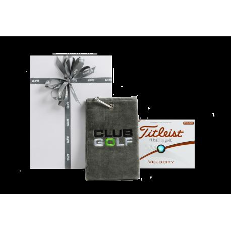 ClubGolf GeschenkSet