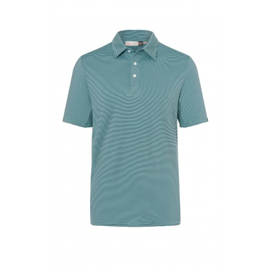 Kjus Men Soren Stripe Polo SS