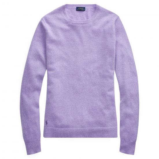 Ralph Lauren Cashmir Pullover Purple