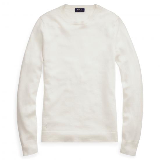 Ralph Lauren Cashmir Pullover Cream