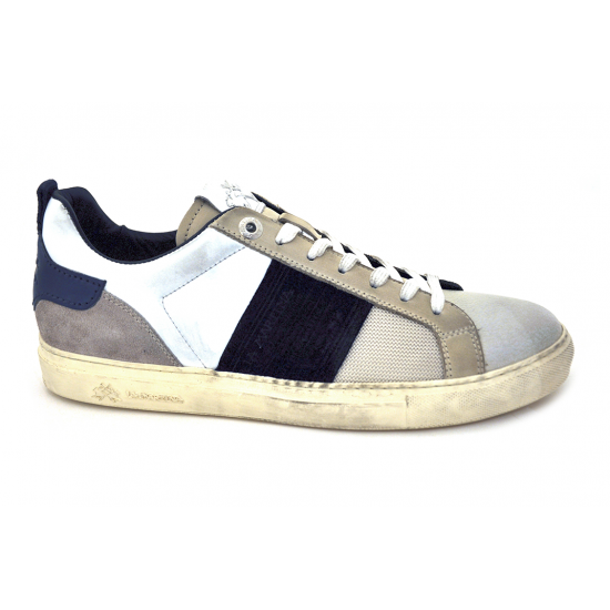 La Martina L7002211 Herren Sneaker
