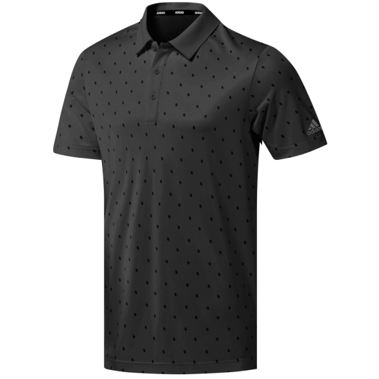 Adidas Pine Cone Critter Printed Polo