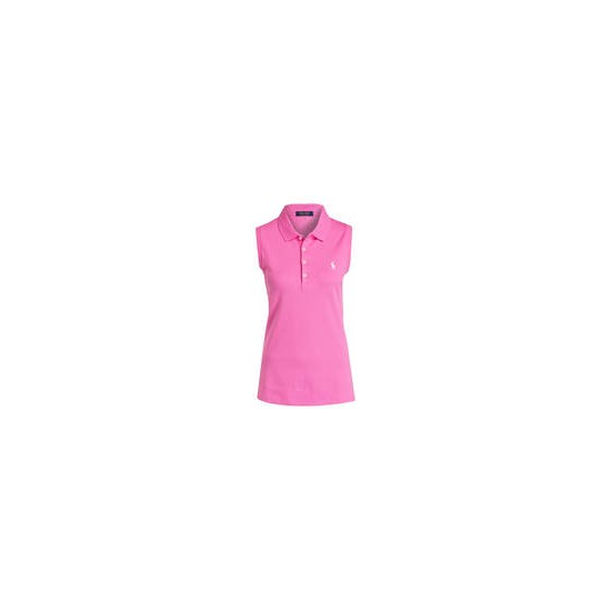 Ralph Lauren Sleeveless Polo Pink