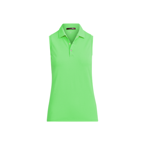 Ralph Lauren Tour Sleeveless Polo Lime
