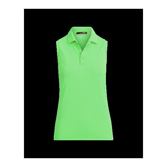 Ralph Lauren Tour Polo Shirt Lime