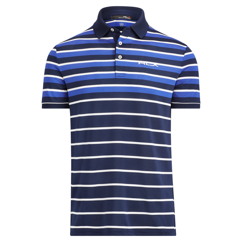 76243347f0514f Ralph Lauren Custom Slimfit Polo gestreift - ClubGolf Online Shop