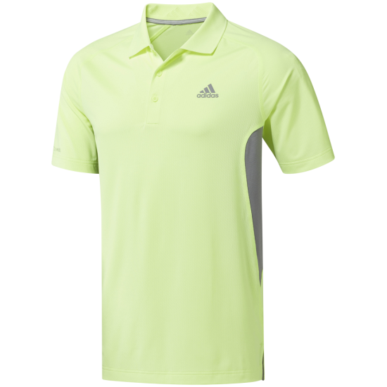 Adidas Ult Climacool Solid Polo Gelb