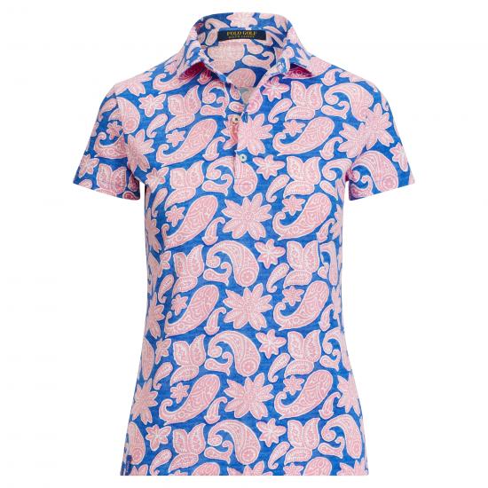 Ralph Lauren Polo Flamingo Bermuda Paisley