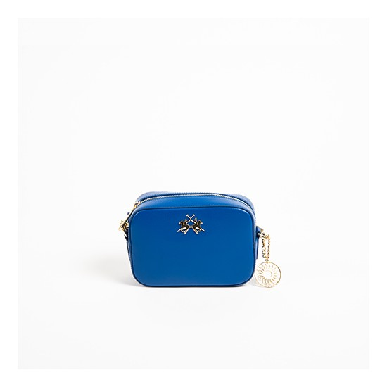 La Martina Shoulder Bag Nevada Navy