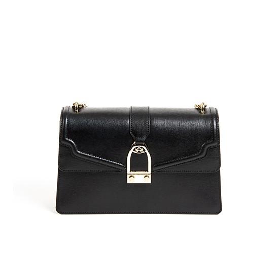 La Martina W Shoulder Bag La Portena Black