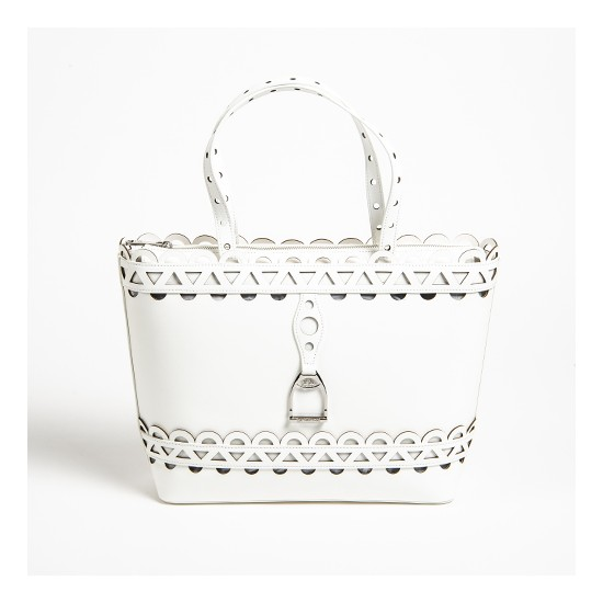 La Martina Shopping Bag Candela Leather