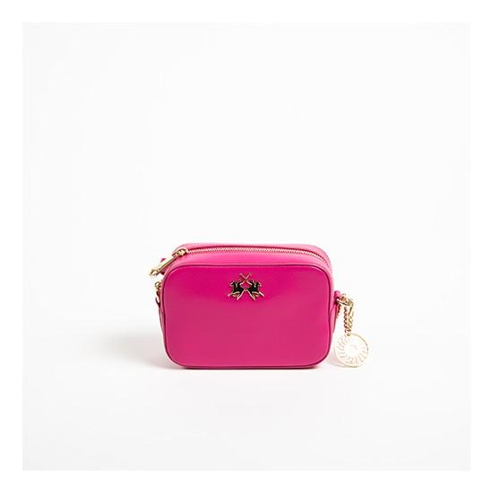La Martina Shoulder Bag Nevada Fuchsia