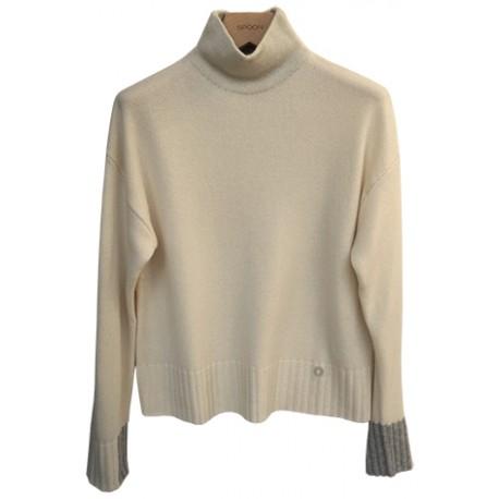 Spoon Round Neck Cashmere Pullover