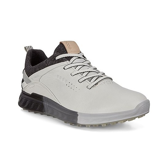 Ecco Golf S-THREE White