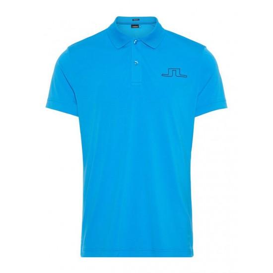 JL Alan TX Jersey Polo True Blue