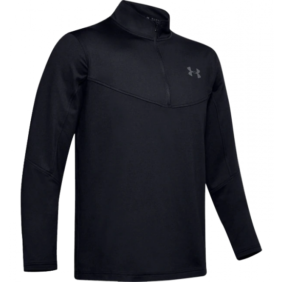 UA Storm Midlayer 1/2 Zip Black