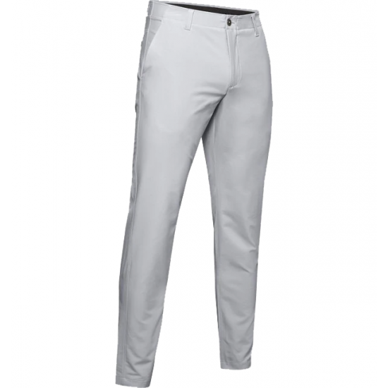 UA Perf Slim Taper Pant Halo Gray