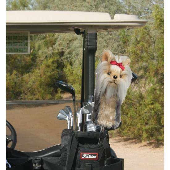 Daphne Driver Headcover Frenchie