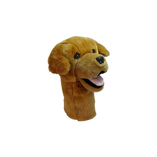 Daphne Driver Headcover Golden Retriever