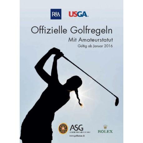 Die Offiziellen Golfregeln 2016-2019