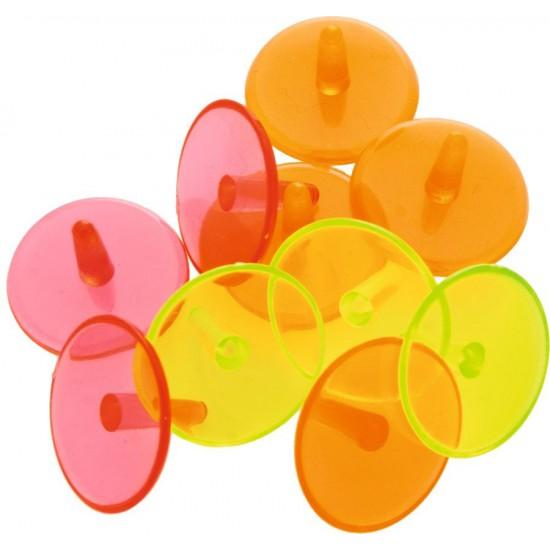 Longridge Plasik Ball Marker 10 Stk.