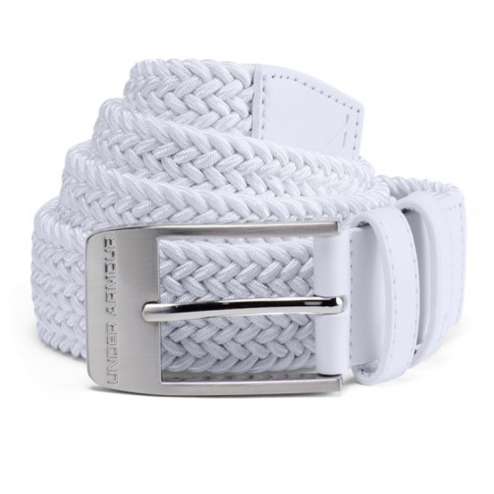 UA Men's Braided 2.0 Belt