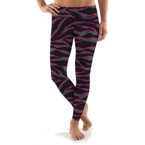 Loudmouth Leggings-Pink Tarzan DA